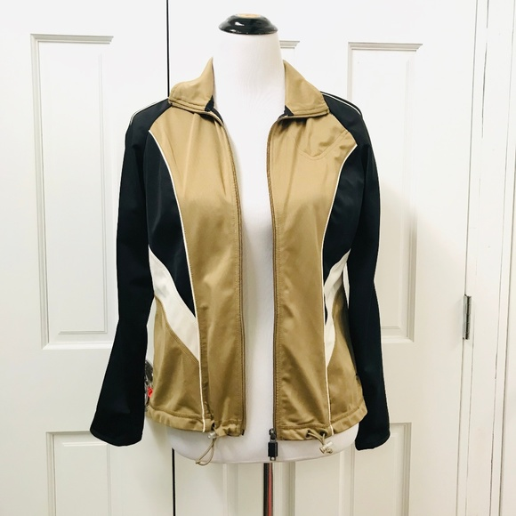 Oleg Cassini Jackets & Blazers - 3/$20 Oleg Cassini Sport Stretch Full Zip Jacket